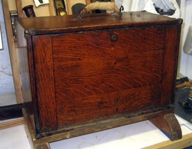 wooden machinist chest plans