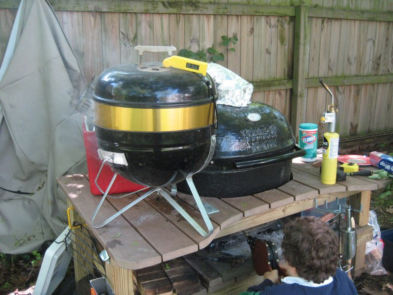 Grill and BBQ Reviews » Blog Archive » History of the Weber